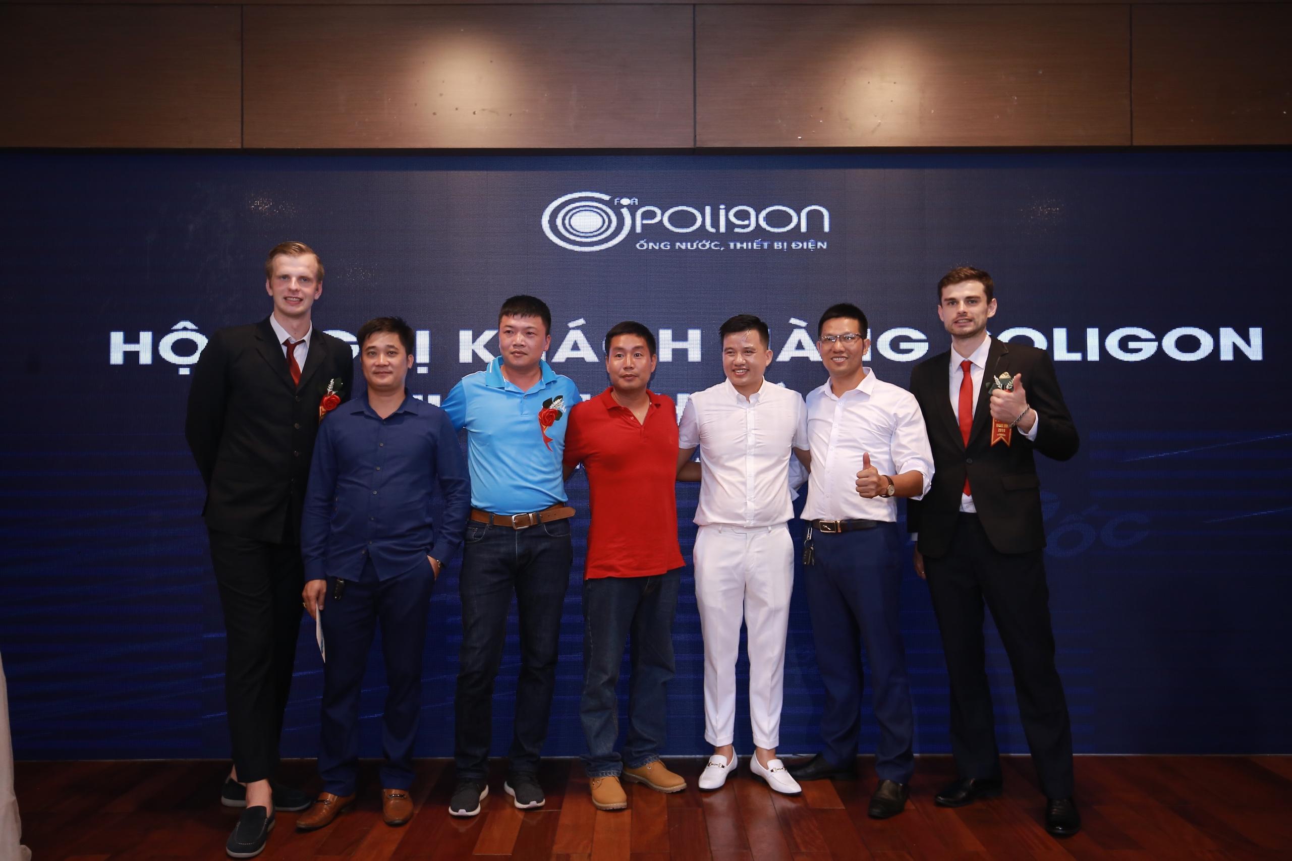 """Poligon group tổ chức"""" Hội nghị khách hàng tại Thanh Hoá"""""""