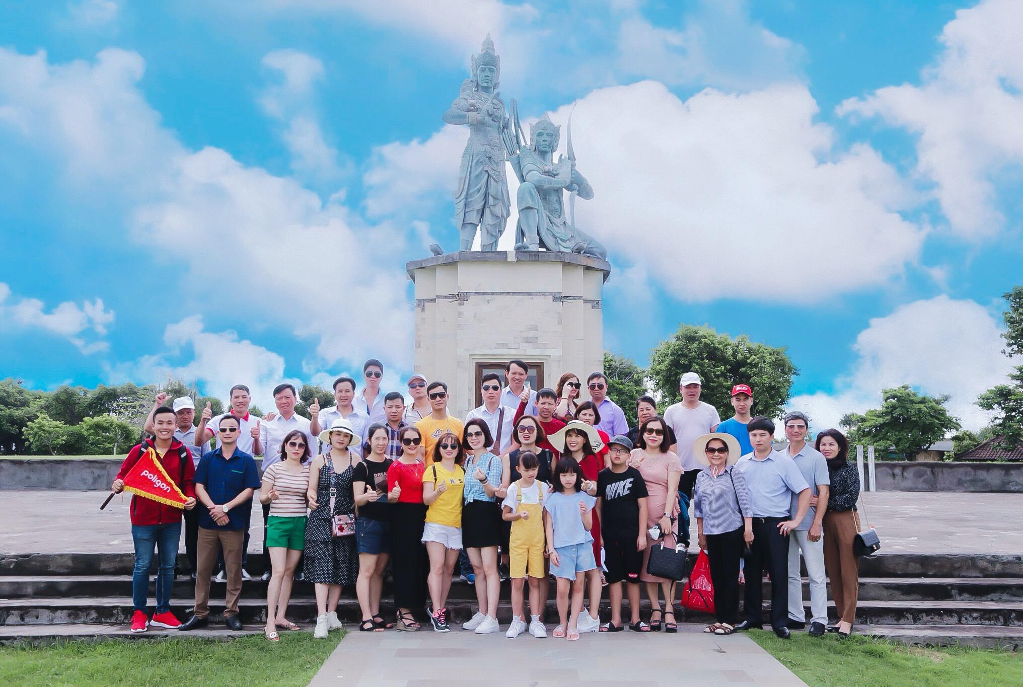 """2020: Cùng Poligon """" Du Xuân Bali- Tri Ân Khách Hàng »"""